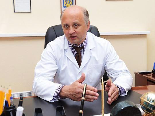 професор Олександр Усенко