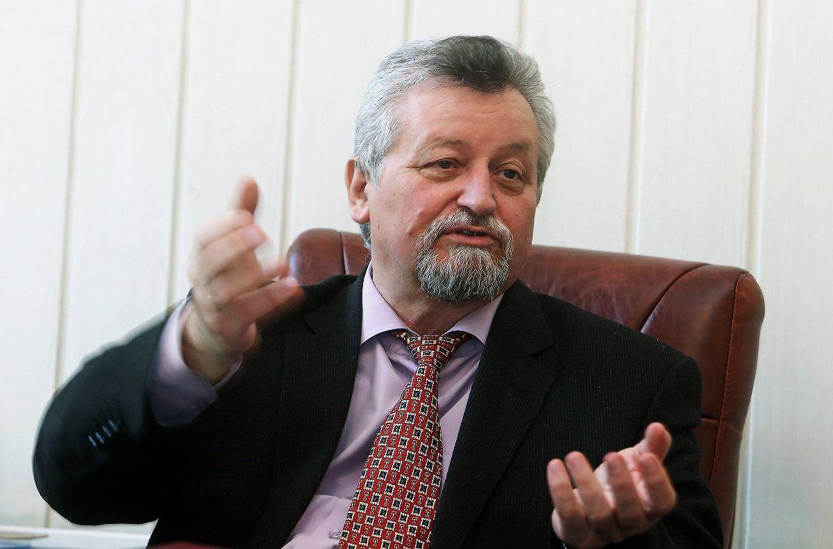 Президент НАМН України академік Віталій Цимбалюк