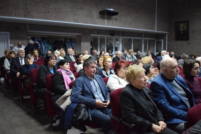 засідання Президії НАНМ України